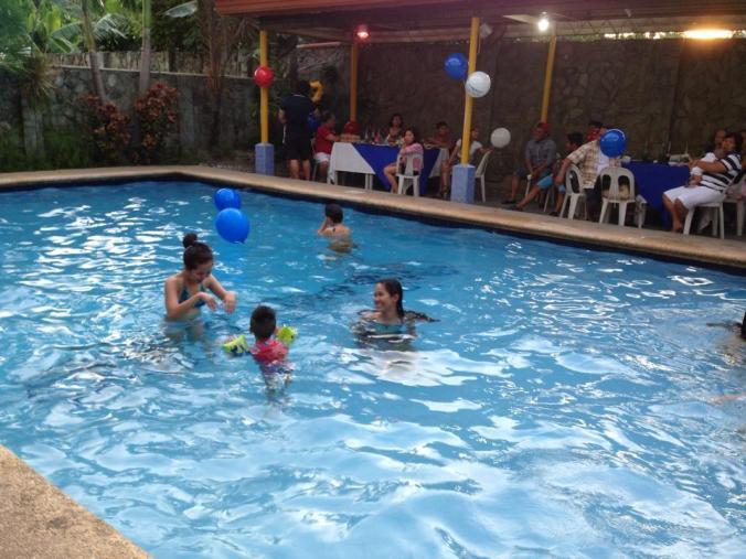 Metro Park Hotel Poolside Venue